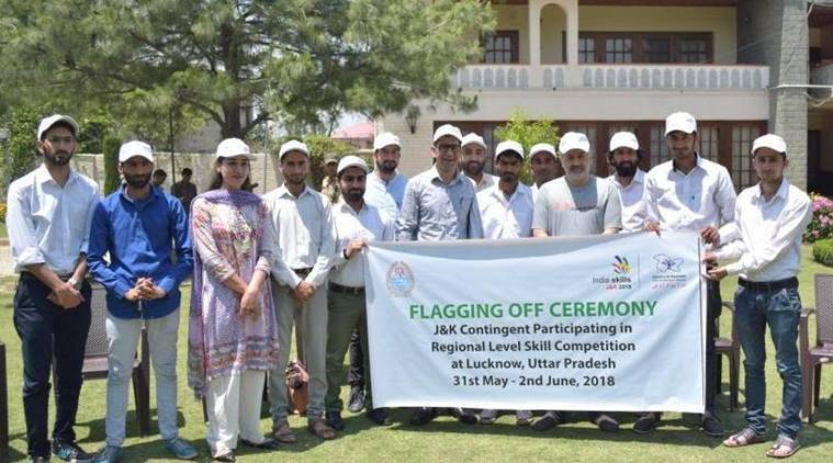20-member team from J&K qualifies for regional skill-level competition in UP