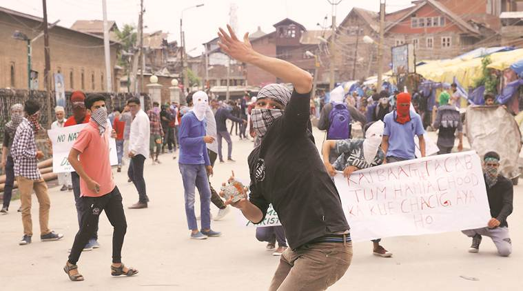 Before ceasefire, stone-pelting spike in Valley