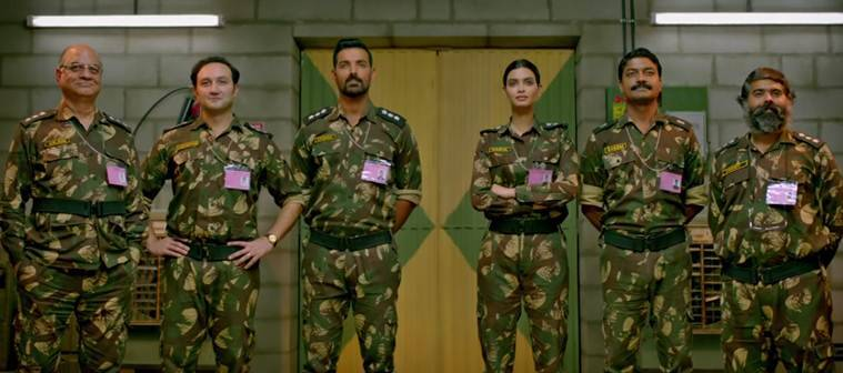 Parmanu also stars diana penty
