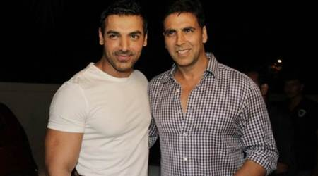 John Abraham quashes rumours of a tiff with Akshay Kumar: No truth tothis