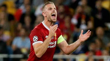 Champions League final loss will hurt for a while, says Liverpool captain Jordan Henderson