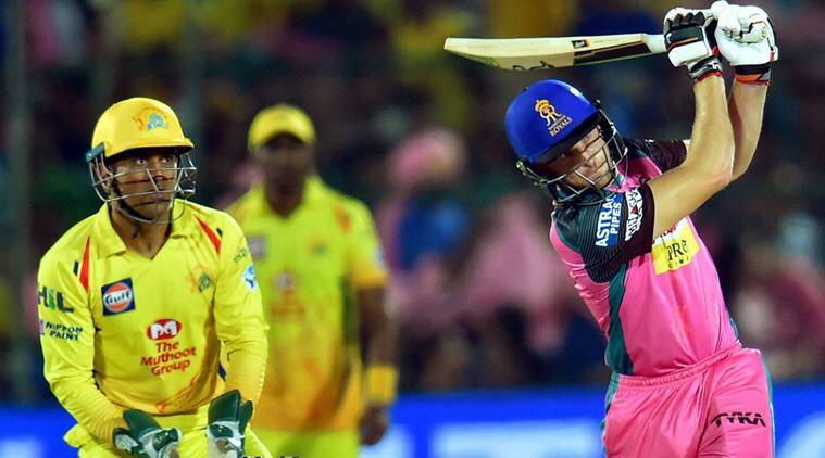 CSK fielders dropped Buttler thrice in his innings. (IANS)