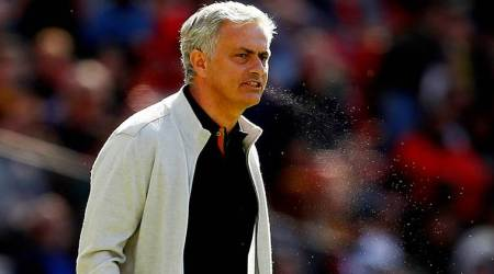 Jose Mourinho says Antonio Conte feud over ahead of FA Cup final