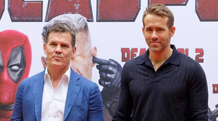 deadpool 2 josh brolin and ryan reynolds