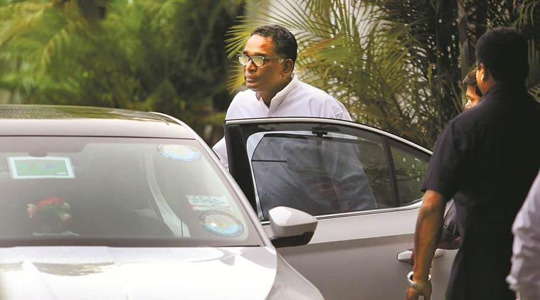 Not one for rituals, Justice Chelameswar honours one, exits