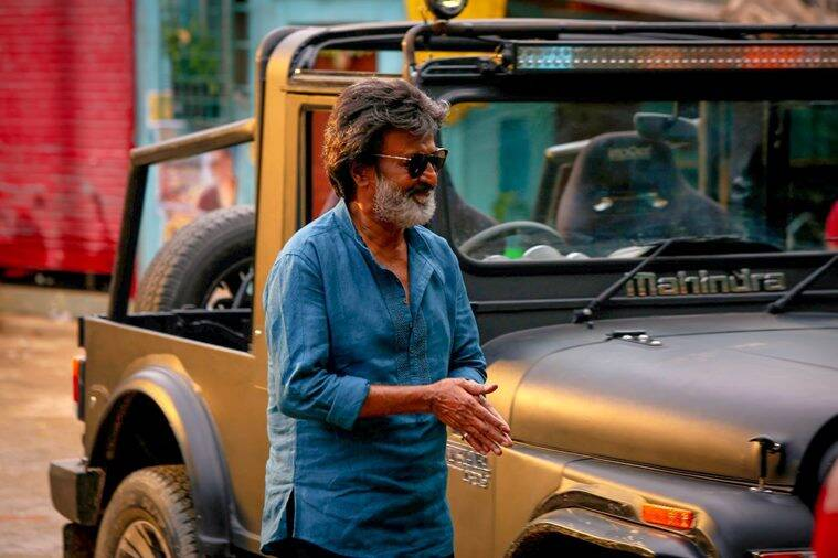 kaala actor rajinikanth