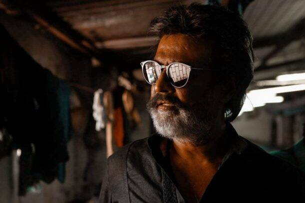 rajinikanth poster of kaala