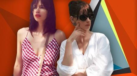 Kalki Koechlin nails fuss-free summer style in gingham prints and bold colours
