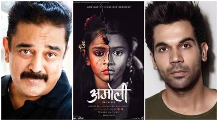 Kamal Haasan, Rajkummar Rao lend voice to film on sexual exploitation titled Amoli: Priceless