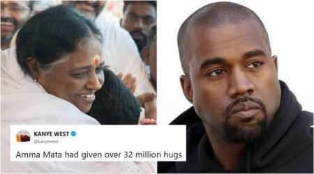 Kanye West's tweet on spiritual guru Mata Amritanandamayi grabs desi Twitterati's attention