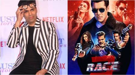 Karan Johar on the star power of Salman Khan: I probably will go to watch Race 3 instead of Lust Stories