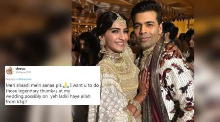 After Sonam Kapoor-Anand Ahuja's wedding, Karan Johar might attend your sangeet too; find out how