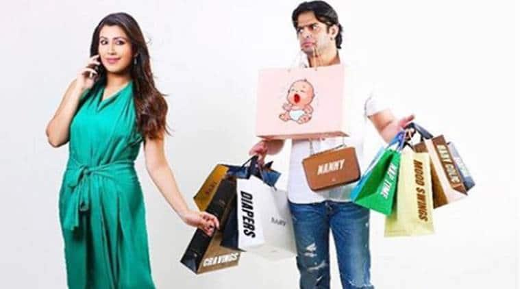 Karan Patel announces wife Ankita Bhargava pregnancy