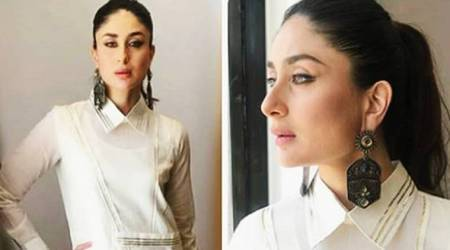 Veere Di Wedding promotions: Kareena Kapoor Khan gives us cool summer vibes in these all-white outfits