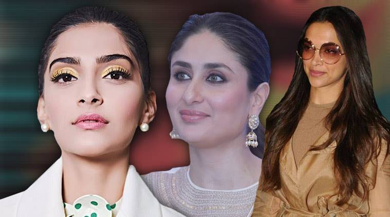 Bollywood fashion, celeb fashion, Kareena Kapoor Khan, Deepika Padukone, Sonam Kapoor, Kangana Ranaut, indian express, indian express news