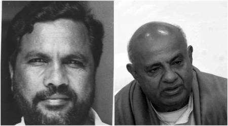 Karnataka election results 2018: As Congress-JD(S) come together again, a look at their chequered past