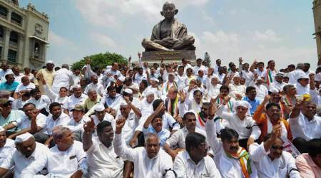 'Save Democracy Day' LIVE: Cong district leaders to meet state Governors, party seeks President Kovind'sappointment