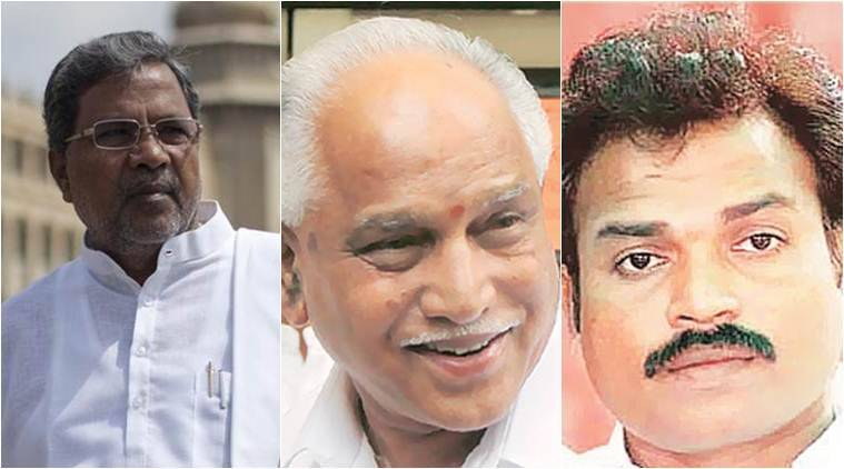 LIVE Karnataka Election Results 2018 Top Candidates Key Constituencies: Will CM faces win their seats?