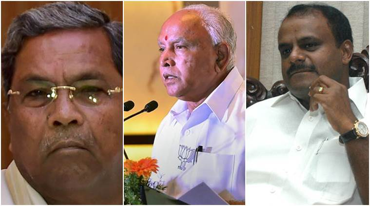 LIVE Karnataka Election Results 2018 Top Candidates Key Constituency:
