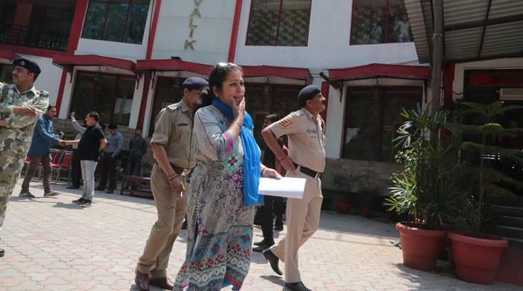Man who shot woman official heading demolition drive in Kasauli arrested
