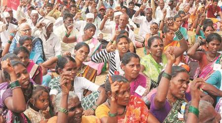 Set to lose farms to bullet train: Maharashtra's tribals protest dilution of land alienationlaws