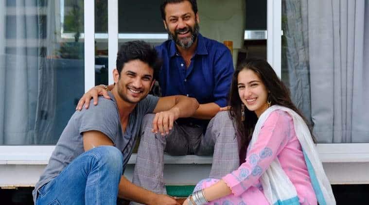 abhishek kapoor film kedarnath stars sara ali khan and abhishek kapoor