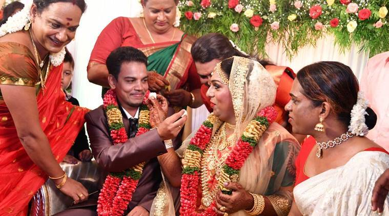 Kerala witnesses first transgender marriage