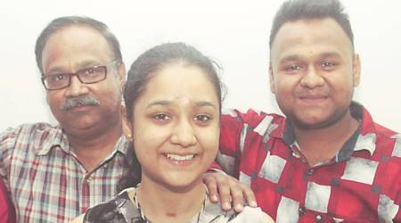 CBSE Class 10th results: Girl who took exams on a stretcher scores 73 per cent