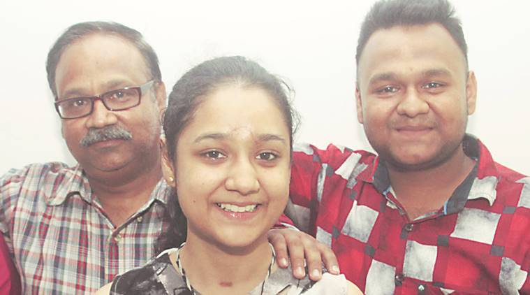 CBSE Class 10th results: Girl who took exams on a stretcher scores