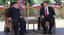 Change in North Korean attitude after Kim Jong-un met Chinese President Xi Jinping: WhiteHouse