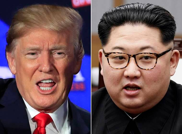 Donald Trump says US officials arrive in North Korea to prepare for talks