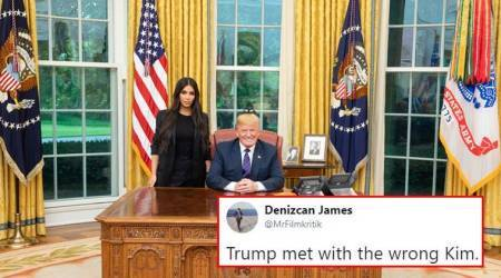 Donald Trump meets Kim Kardashian; Twitter gets bombarded with memes and a 'sexist' cover
