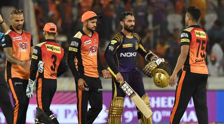 IPL 2018: KKR's Shubman Gill credits team's death bowling for win against SRH