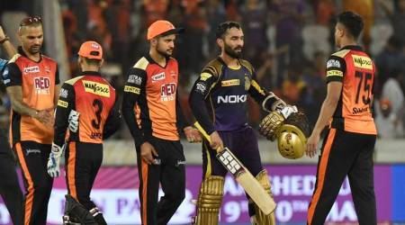 IPL 2018: KKR's Shubman Gill credits team's death bowling for win againstSRH