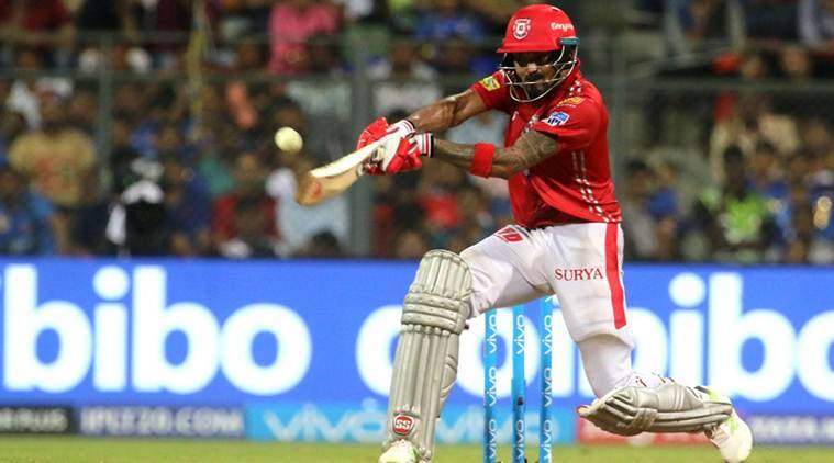 IPL 2018, Indian premier League, MI vs KXIP, KL Rahul, sports news, IPL news, cricket, Indian Express