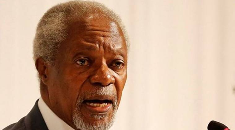 Who was Kofi Annan? | Who Is News, The Indian Express