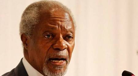 Former UN chief Kofi Annan tells Facebook to move faster on hate speech