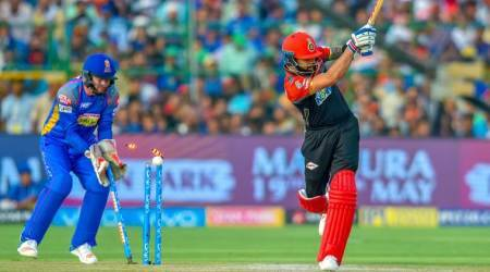 IPL 2018, Highlights RR vs RCB: Bangaloreans 'KO' Bangalore