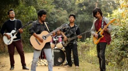 In Tripura, a musician's bid to preserve the language of the tribes