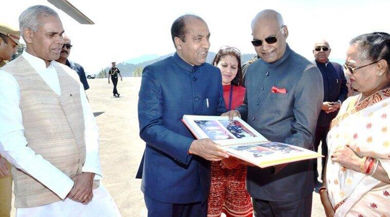 President Kovind returns to Delhi after six-day summer sojourn in Shimla
