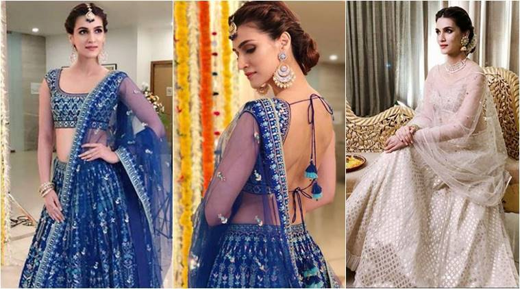 Kriti Sanon's ethnic looks are #weddingstyle goals