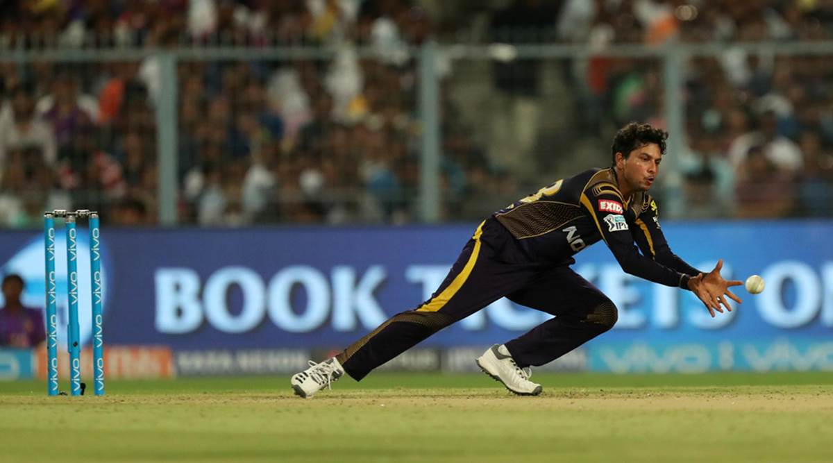 Kuldeep Yadav was KKR's find in CLT20 2014