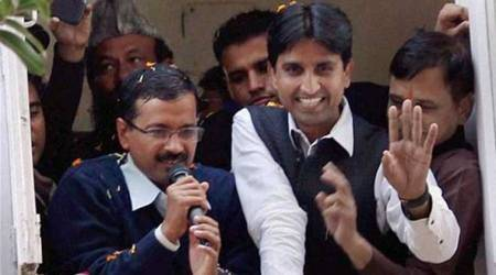 Defamation suit: Remarks against Jaitley based on inputs from Kejriwal, says Kumar Vishwas