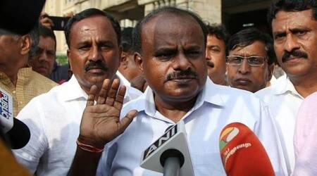 JD(S) leader Kumaraswamy invited to form government in Karnataka, to take oath as CM on Monday