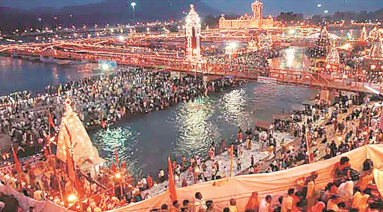 Kumbh mela 2019, Kumbh mela in Prayagraj, Kumbh mela in UP, kumbh mela in Allahabad, India news, Indian Express