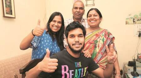 CBSE Class XII results: National-level footballer Kush scores 98.8% to top Chandigarh Tricity