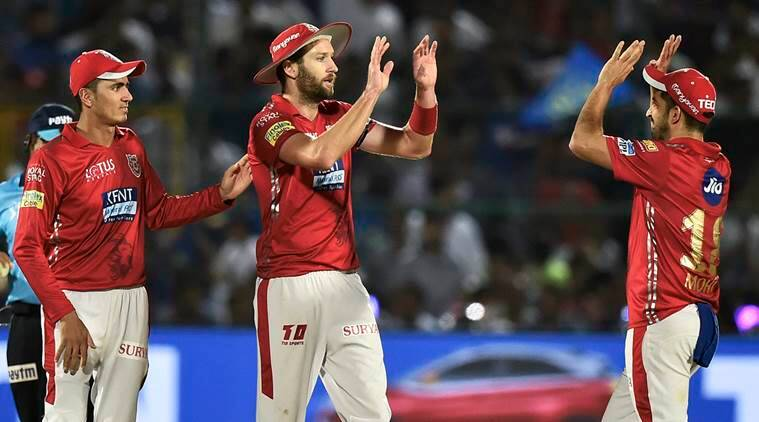Kings XI Punjab face Kolkata Knight Riders on Saturday