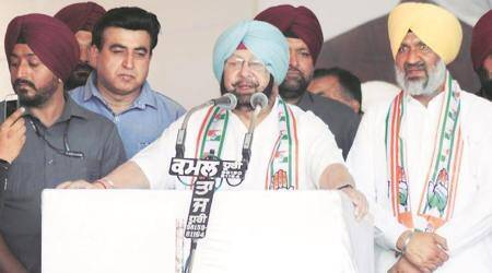 Known Laddi for long…man with clean heart: Punjab CM Amarinder Singh