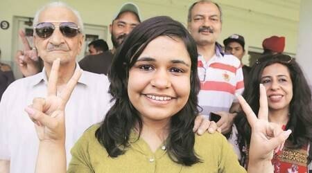 CBSE results 2018: AIR 3 holder Ludhiana girl wants to be a journalist, secures 99.4 %