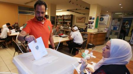 Polls open in Lebanon's first general election in nine years